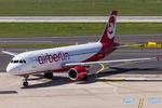 D-ABNW @ EDDL - Air Berlin - by Air-Micha