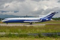 M-STAR @ LSGG - Wonderfull B727 taxiing for departure. - by FerryPNL