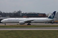 ZK-OKN @ EGLL - Taxiing