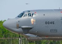 60-0045 @ KBAD - At Barksdale Air Force Base. - by paulp