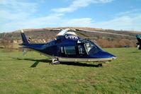 G-VIPH @ EGBC - G-VIPH   Agusta A-109C [7643] Cheltenham Racecourse~G 16/03/2004