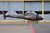 HB-ZSL @ LSGG - Stephan Loeb's AS350 - by FerryPNL