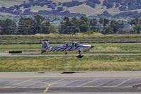 N120SJ - N120SJ departing Livermore Airport. 2016. - by Clayton Eddy
