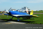 G-RVPL @ EGBG - Royal Aero Club air race at Leicester - by Chris Hall