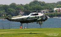 159353 @ USNA - Lift off at U.S. Naval Academy. - by J.G. Handelman