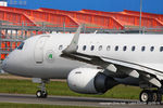 A6-KAH @ EGGW - Royal Flight - by Chris Hall