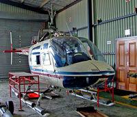 ZS-RFE - Bell 206B-3 Jet Ranger III [3809] Cape Town Heliport~ZS 16/09/2006
