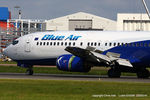 YR-BAZ - B734 - Blue Air