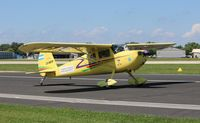 LV-NFP @ KOSH - Cessna 140 - by Mark Pasqualino