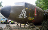 42-100523 - C-47 as gunship, Vietnam War Foundation and Museum, Ruckersville, VA