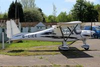 G-CIEE @ EGBO - Resident Aircraft. Built by Red-Air UK Ltd. - by Paul Massey