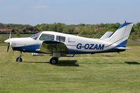 G-OZAM @ EGBO - Resident Aircraft.EX:-G-LACA,N4483N. - by Paul Massey