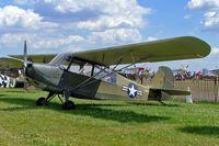 N90425 @ KOSH - Aeronca 7BCM Champion [7BCM-373] Oshkosh-Wittman Regional Airport~N 30/07/2008 - by Ray Barber