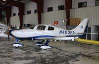N400FA @ KUMP - Cessna LC41-550FG