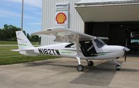 N162TW @ KUMP - Cessna 162