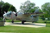 1551 @ CYWG - De Havilland Canada CS2F-2 Tracker [DHC-50] (CFB Winnipeg Heritage Park) Winnipeg-Int'l~C 25/07/2008 - by Ray Barber