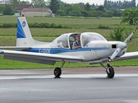 F-GGOK @ LFQG - Parked - by Romain Roux