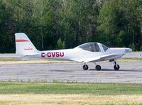 C-GVSU @ CYRP - Pre-checks before leaving. - by Dirk Fierens