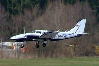 D-GMFA @ EDNY - Piper PA-34-220T Seneca III [34-8233058] Friedrichshafen~D 03/04/2009