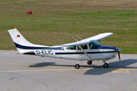 D-ELIC @ EDNY - Cessna TR.182 Turbo Skylane RG II [R182-01847] Friedrichshafen~D 03/04/2009 - by Ray Barber