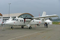 HB-LRO @ EDNY - De Havilland Canada DHC-6-300 Twin Otter [523] (Zimex Aviation) Friedrichshafen~D 04/04/2009