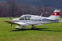 HB-KBK - DR40 - Not Available