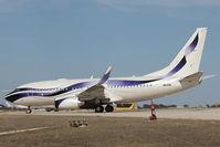 N111VM @ LMML - B737-700 N111VM International Jet Club - by Raymond Zammit