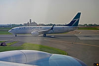 C-FWIJ @ CYYZ - Taxiing at Toronto Pearson International - by Murat Tanyel