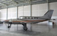 XB-DRJ @ MMAN - Cessna 421C