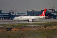 TC-JHU @ LTBA - Taxiing at Ataturk International