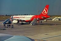 TC-ATM @ IST - Preparing for flight at Ataturk International