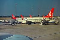 TC-JYH @ IST - Parked at Atatürk International