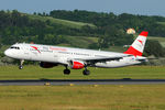 OE-LBC @ VIE - Austrian Airlines - by Chris Jilli