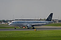 C-FDRK @ YYZ - Having landed at Pearson International - by Murat Tanyel