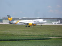 D-AICE @ EDDS - Thomas Cook Airbus A320 - by Christian Maurer
