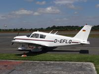 D-EFLQ @ EDWF - At Leer-Papenburg airport - by Jack Poelstra