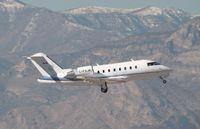 C-FSJR @ KLAS - Challenger 605 - by Mark Pasqualino