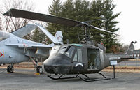 65-9435 @ KSCH - This is one of two Hueys at the Empire State Aerosciences Museum. - by Daniel L. Berek