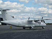 F-GVZJ - AT43 - Aviaexpress