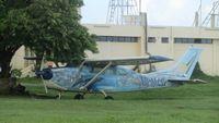 3B-MCG @ FIMP - Abandoned aircraft - by Amal Anand Chintamunnee