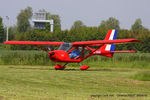 G-CHAD @ X3OT - at Otherton - by Chris Hall
