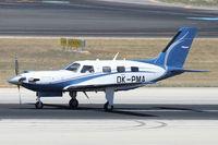 OK-PMA @ LMML - Piper PA-46-500TP Meridian OK-PMA
