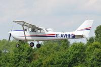 G-AVHH @ EGSV - Departing from Old Buckenham. - by Graham Reeve
