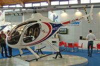 I-9347 @ EDNY - Alpi Aviation Syton AH-130 [Unknown] Friedrichshafen~D 04/04/2009. Rotorway Exec clone.