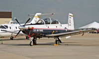 06-3818 @ KWRI - I spotted this nice Air Force trainer at an airshow at McGuire AFB in 2008. - by Daniel L. Berek