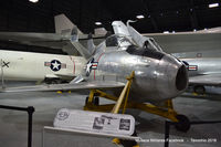 46-0523 - McDonnell XF-85 Goblin parasite fighter - by Tavoohio