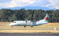 C-GVTA @ KPDX - DHC-8-301 - by Mark Pasqualino