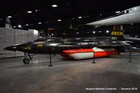 56-6671 - North American X-15A-2 - by Tavoohio