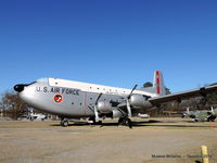 51-089 - Douglas C-124C Globemaster II - by Tavoohio