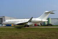 N4T @ LSZR - Bombardier BD-700-1A10 Global Express XRS [9195] Altenrhein~HB 05/04/2009 - by Ray Barber